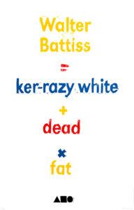Avant Car Guard Walter Battiss = ker-razy white + dead x fat (2008)
