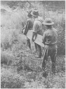 "W.W. Battiss, ""Rock Painting saved from destruction"" Pretoria News, 27 January, 1941."