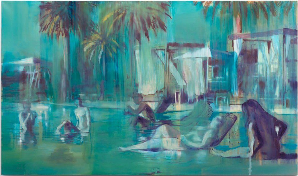 kate-gottgens_bromide-beach_2016_oil-on-canvas_130-cm-x-220-5-cm