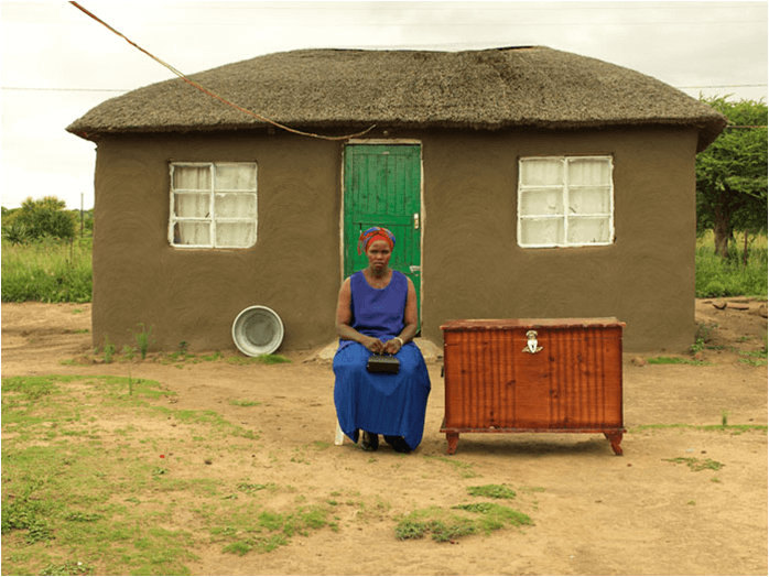 Zwelethu Mthethwa. Untitled (Hope Chest series), 2012. Chromogenic Print